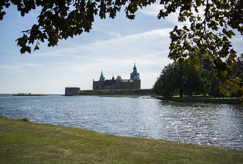View of Kalmar Castle
