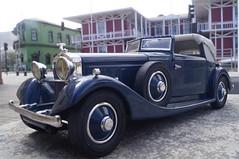 1934 Hispano-Suiza J12 diecast 1:24 made by Danbury Mint (rigavimon) Tags: diecast miniaturas 124 antofagasta danburymint hispanosuiza 1934