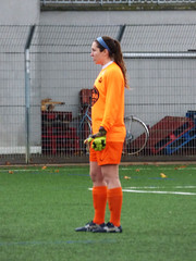 P1230543 ASNL Nancy / GRENOBLE Foot Fem Ligue 2 F (alainalele1) Tags: women soccer football féminin divion 2 france asnl nancy grenoble 2017 lamauvida alainalele alainalele1 alain alele creative commons paternité lofi 54