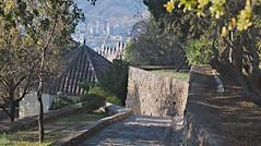 20171029_161823_HDR (uweschami) Tags: spanien espania malaga urlaub stadt alcazaba gibralfaro santaiglesia museopicasso plaza hafen mittelmeer
