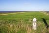 Denmark-Germany Border (Stuart Borrett) Tags: denmark ena2017 germany bight cloud grass marsh ocean saltmarsh sea sky wetland schleswigholstein blue green syltromobight travel