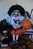 Lyz [ Volks, Mini Dollfie Dream ] (facon.badou_bjd) Tags: halloween mdd msd minidollfiedream mini dollfie dream volks vinyl pumpkin citrouille groove pullip alice custom sorciere witch