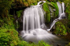 Waterfall (sigiha1953) Tags: wasserfall wasser water natur nature