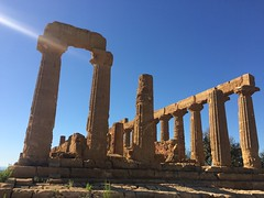 Valley of the Temples. Agrigento. (jbourne5) Tags: greek ruins concordia italy sicily agrigento valleyofthetemples