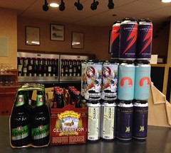 New Craft Beer Releases at Colonial Spirits! (Colonial Spirits of Acton) Tags: craftbeer imperialstout ipa maple saison tablebeer vanilla