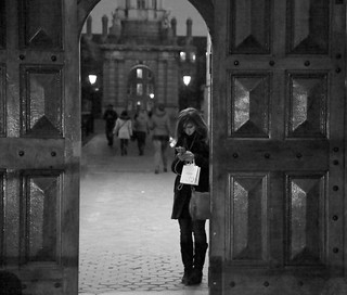 girl at trinity college 2015