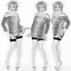 home16152-54bw (Ann Drogyny) Tags: shoes legs heels crossdress crossdresser crossdressing cd tv tg ts transvestite transgender transsexual tranny tgirl glamour pinup mature cute sexy stockings nylons suspenders garters