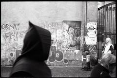 (Δεκαήμερον) (Robbie McIntosh) Tags: leicamp leica mp rangefinder streetphotography 35mm film pellicola analog analogue negative leicam summilux analogico leicasummilux35mmf14i blackandwhite bw biancoenero bn monochrome argentique summilux35mmf14i autaut dyi selfdeveloped filmisnotdead strangers candid kodaktrix kodak trix ilfordilfoteclc29 ilfoteclc29 lc29 monk pasolini pierpaolopasolini totò santachiara art decameron