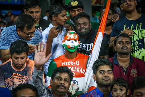 Tendulkar's biggest fan