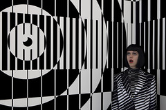OP AGA 12_2071 (VonMurr) Tags: aga opart mural blackwhite przygodyzopartem fundacjastefanagierowskiego poland maurycygomulicki