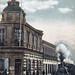 edificio del torreon  para el Banco Español Chile en Coquimbo  Postal    Editor Carlos A. Alvarez