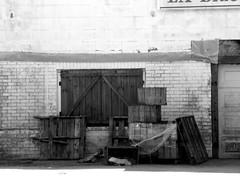 100_1211-001 (Rhinoface2) Tags: blackandwhite blackandwhitephotos bw building buildings monochrome kodakm5370 crates shapes digital louisiana