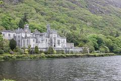 IMG_3211 (avsfan1321) Tags: kylemoreabbey ireland countygalway connemara castle abbey water landscape mountains mountain green lake pollacapalllough pollacapalllake