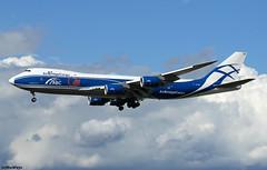 AirBridgeCargo Boeing 747-867F VQ-BVR / FRA (RuWe71) Tags: airbridgecargo ruabw volgadneprgroup russia russianfederation moscow ulyanovsk boeing boeing747 b747 b748 b748f boeing7478 boeing7478f boeing7478freighter boeing747867f boeing747800 boeing747800f vqbvr cn606871505 25years anniversarycolours frankfurtmain frankfurtammain frankfurtrheinmainairport frankfurtrheinmain flughafenfrankfurt fra eddf fraport planes airport aviation spotter flughafen flugzeug engines landing sunshine clouds vliegtuig luchthaven spotting airliner aeroplane jetliner aéroport avions aéronefs planespotting freighter cargo cargoaircraft aeropuerto aviónes widebody heavy planespotter queenoftheskies jumbo avgeek ruwe71 aviationphotography canon canonaviation