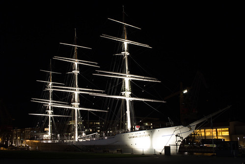 Turku tall ship