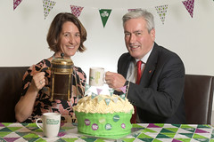 Supporting Macmillan World's Biggest Coffee Morning event