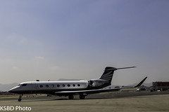 N1KE G650 (KSBD Photo) Tags: burbank california unitedstates us n1ke g650 gulfstream glf6 gulfstreamfan gulfstreamforever