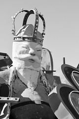 King of the signs (*~Dharmainfrisco~*) Tags: dharmainfrisco dharma las vegas nevada boneyard neon museum signs history travel tour 2016 usa frontier