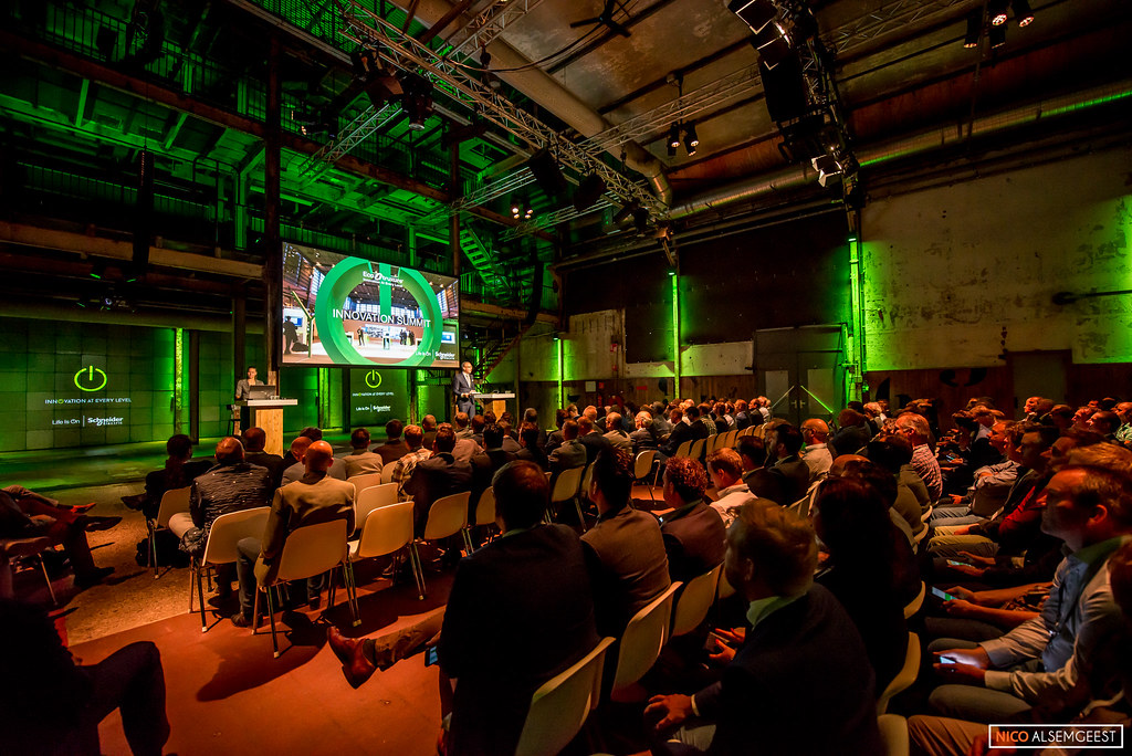 Schneider Electric Innovation Summit 2017