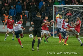 York's Luke Simpson blasts in to make it 3-1 -9969