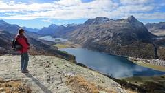 Oberengadin, 10.10.17 (ritsch48) Tags: engadin graubünden silvaplanersee sils silsersee