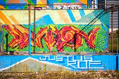 Holding Pattern (Thomas Hawk) Tags: america chicago cookcounty illinois usa unitedstates unitedstatesofamerica abandoned graffiti streetart us fav10