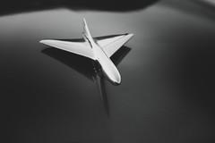 Time to fly (ajecaldwell11) Tags: car hoodornament hawkesbay newzealand caldwell ankh light