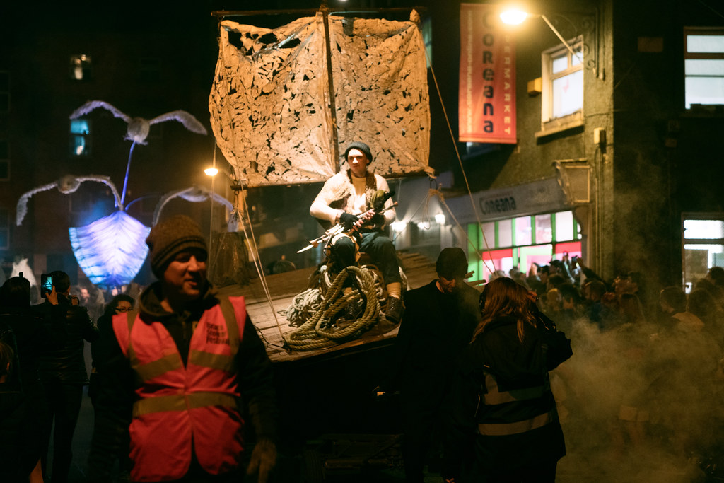 MACNAS HALLOWEEN PARADE IN DUBLIN ON MONDAY 30 OCTOBER [BRAM STOKER FESTIVAL IN DUBLIN ]-133672
