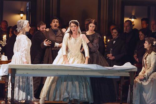 Donizetti's <em>Lucia di Lammermoor</em>: much more than a 'mad scene'