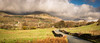25th October 2017 (Rob Sutherland) Tags: torver a5084 coniston oldman hill hills mountain mountains fell fells furness lakedistrict nationalpark ldnp cumbria cumbrian road country rural farm farms landscape panorama panoramic