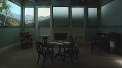 The Parlors (Second Story) Tags: historicalbuilding museum thomas cole house multimediainstallation art artist responsive technology sensing