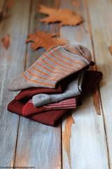 Autumn Days 8 (Giovanna-la cuoca eclettica) Tags: autumn lautunno socks stilllife