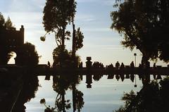 Villa d'Este (HO|PE) Tags: film pellicola analog analogica kodak colorplus kodakcolorplus 200 ricoh ricohkr5super tivoli lazio roma villa villadeste sunset tramonto