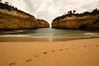 The Loch ard Gorge (moniq84) Tags: loch ard gorge great ocean road victoria australia sea beach sand spring wave waves landscape landscapes tree clouds walking walk oceania world nature naturephotography nikon seascape seascapes port campbell