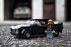 Camaro SS '69 (kr1minal) Tags: moc lego car muscle musclecar bricks camaro chevrolet ss 1969 69