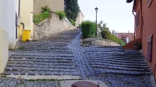 Medieval city of Sighisoara
