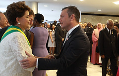 "PM-Schotte-with-President-of-Brazil-Dilma-Rousseff • <a style=""font-size:0.8em;"" href=""http://www.flickr.com/photos/137313818@N05/36823448374/"" target=""_blank"">View on Flickr</a>"