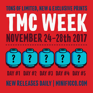 TMC Week - Prepare Thyself!