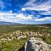 Le village de Sotta dpuis punta camapna