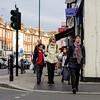 The Fear of Crossing (matrixcat3d) Tags: street pedestrian crossing fear tension aprehension