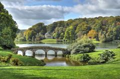 Stourhead Gardens, Wiltshire (Baz Richardson (trying to catch up again)) Tags: wiltshire stourhead stourheadgardens lakes nationaltrust