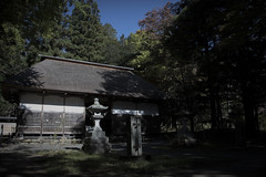 0338 (Shota Fukuda) Tags: 日本 japan 岩手県 遠野 神社 shintoshrine 早池峰神社