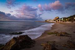 Garraf5 (jlmontes) Tags: catalonia beach playa spain barcelona garraf paisaje seascape landscape amanecer sea mar samyang14mm nikond3100