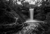 Minnehaha falls (selo0901) Tags: minnehaha falls minneapolis minnesota waterfall black white