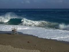 i nuovi conquistatori (fotomie2009) Tags: libecciata sea storm mare spiaggia beach water wave onda liguria finale ligure varigotti