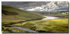 Around The Corner (jeremy willcocks) Tags: aroundthecorner elanvalley wales ukjeremywillcocksc2017fujixpro2xf1024mm welsf dam scene clouds bend water hills uk jeremywillcocks wwwsouthwestscenesmeuk landscape