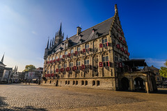 Stadhuis Gouda (Emilio Guerra) Tags: gouda holanda lowcountries nederland netherlands paisesbajos southholland stadhuisgouda zuidholland