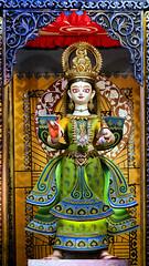 Durga Puja..... When Kolkata Transforms into An Art Gallery (pallab seth) Tags: durgapuja দুর্গোৎসব beautifulplaces westbengal best digitalart calcutta sculpture worship hinduism traditional religion religious artistic durga puja 2017 kolkata festival bengal india art culture beautiful highresolution image দুর্গাপূজা samsungnx1