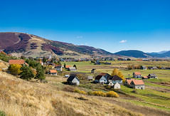 Kupres (Gorky1985) Tags: landscape landschaft kupres bosnia town nature autumn herbst herzegovina field nikon nikkor d5300 18105 goran cosic colors