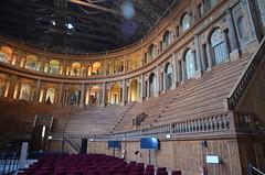 Théâtre Farnèse, Parme (RarOiseau) Tags: italie emilieromagne théâtre histoire intérieur parme eu architecture v2000
